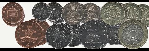 A short history of english coins - Coin de finition plinthe ...